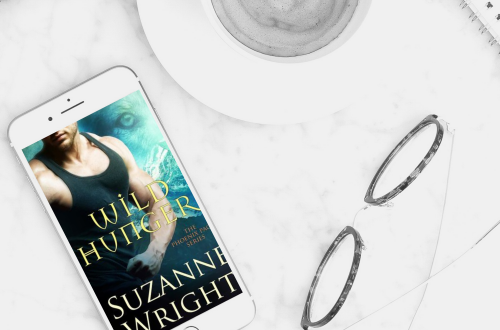 Wild Hunger by Suzanne Wright - Wickedly Romance