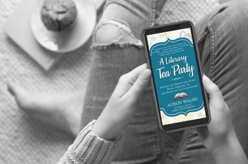 A Literary Tea Party- Wickedly Romance