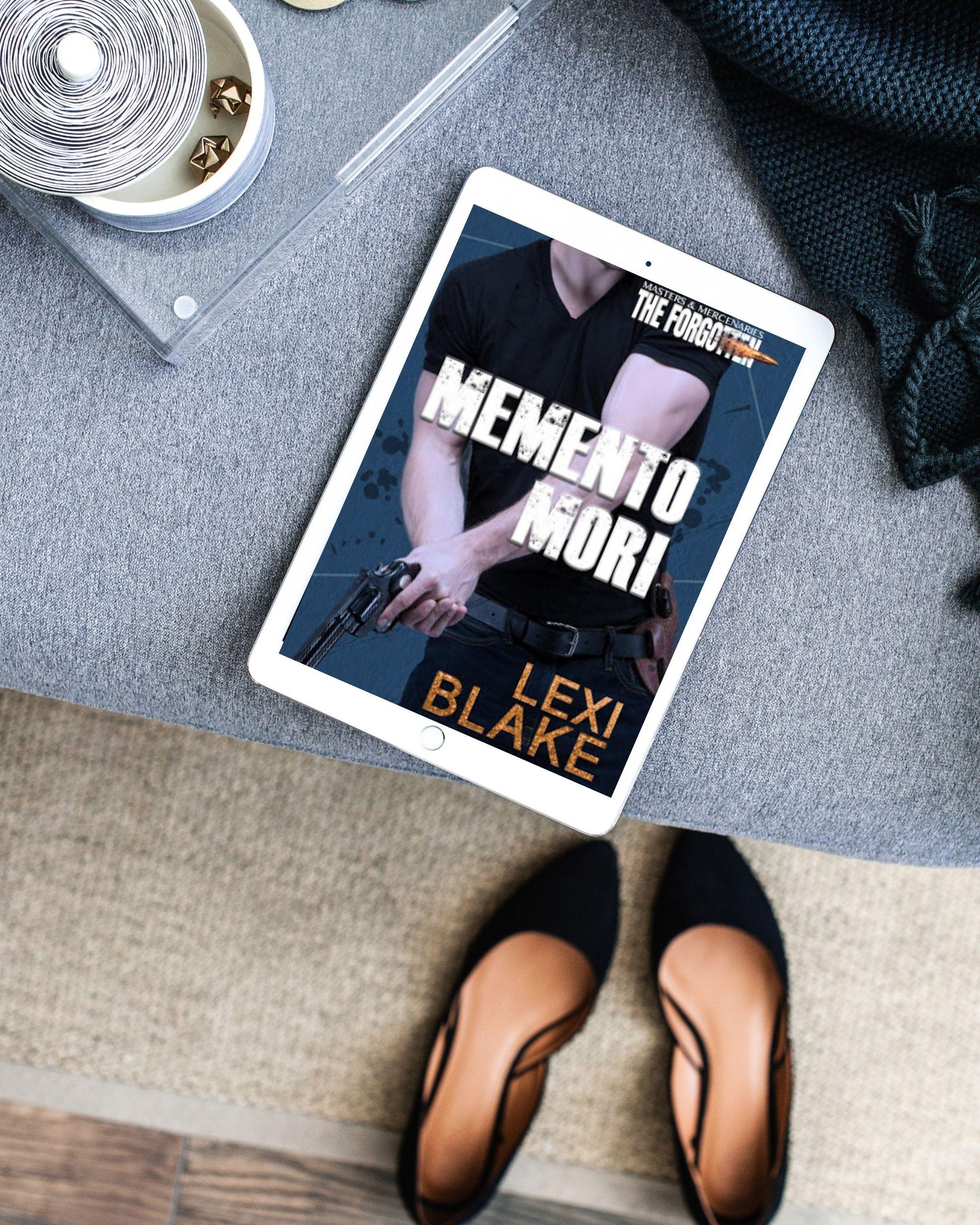 Memento Mori at Wickedly Romance