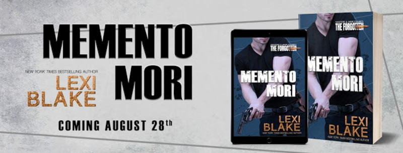 MementoMori Cover Reveal