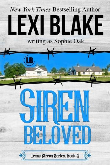 Siren Beloved by Lexi Blake
