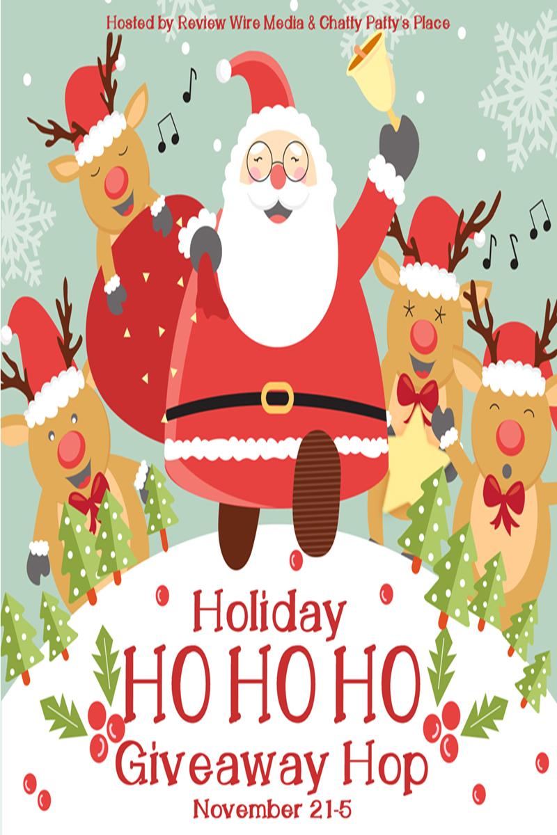 Holiday Ho Ho Ho Giveaway Hop