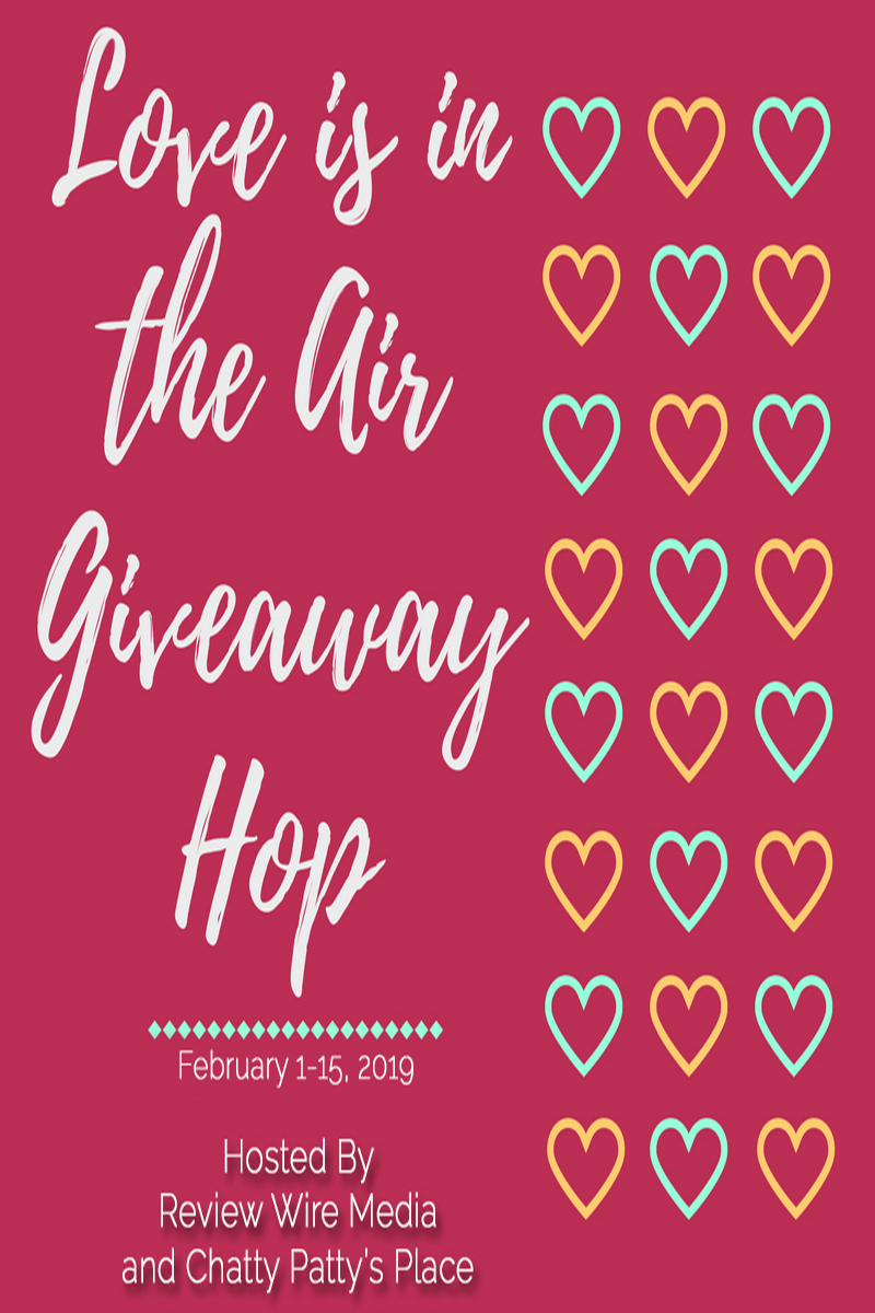 Love is in the Air Giveaway Hop- Win 6 Month Audible Subscription