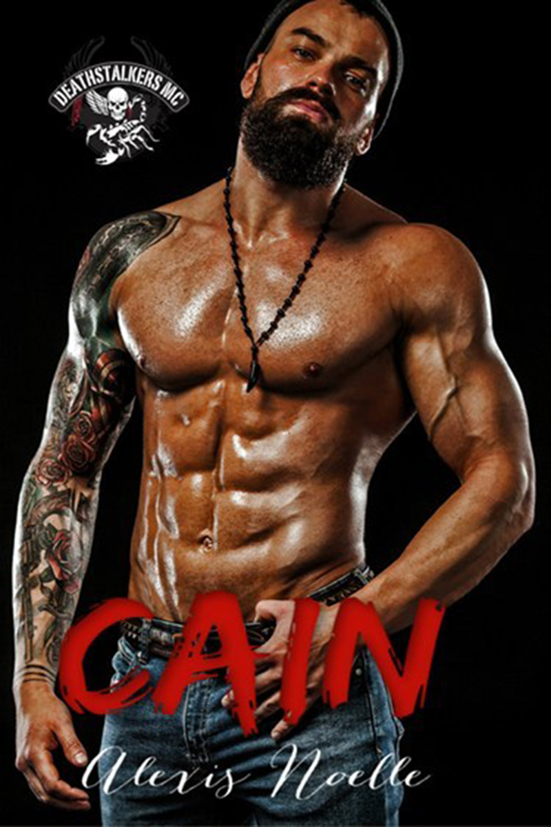 Cain by Alexis Noelle Release Day!