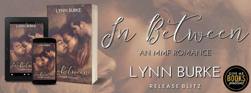 In Between by Lynn Burke Release