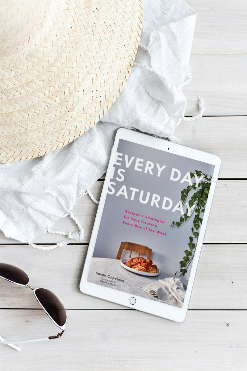 Every Day Is Saturday by Sarah Copeland