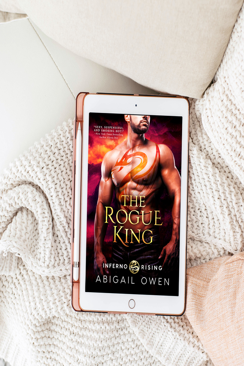 The Rogue King by Abigail Owen – Release Day