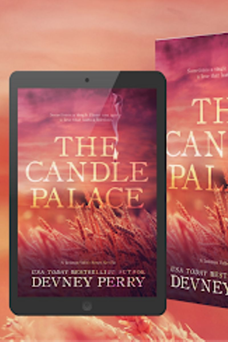 The Candle Place by Devney Perry – RELEASE DAY