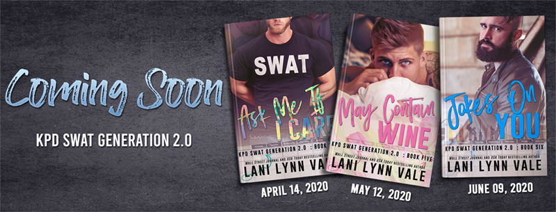 SWAT Generation 2.0 by Lani Lynn Vale- Cover Reveal