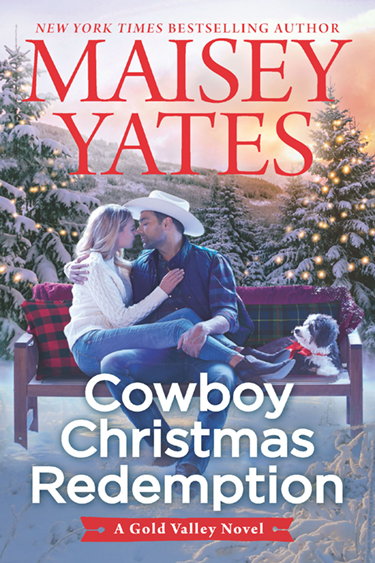 Cowboy Christmas Redemption by Maisey Yates