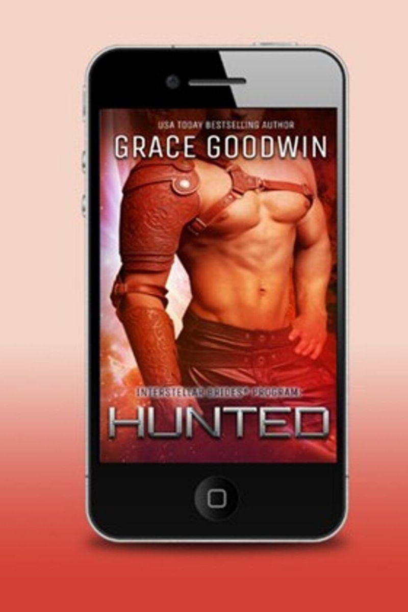 Hunted by Grace Goodwin-Release Blitz