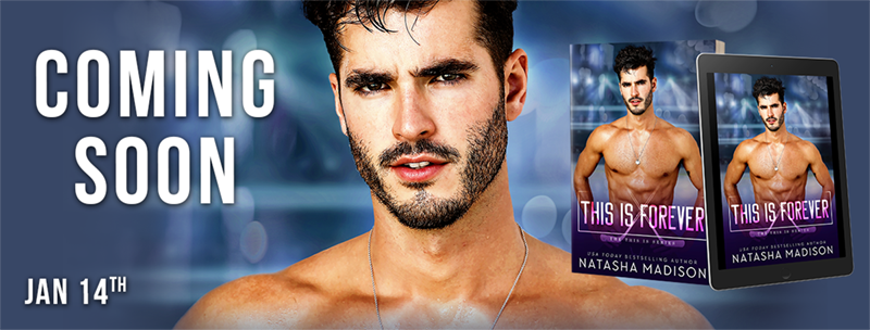 This is Forever by Natasha Madison - Cover Reveal