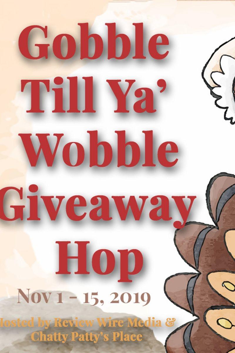 iPad Pro Giveaway #GobbleHop
