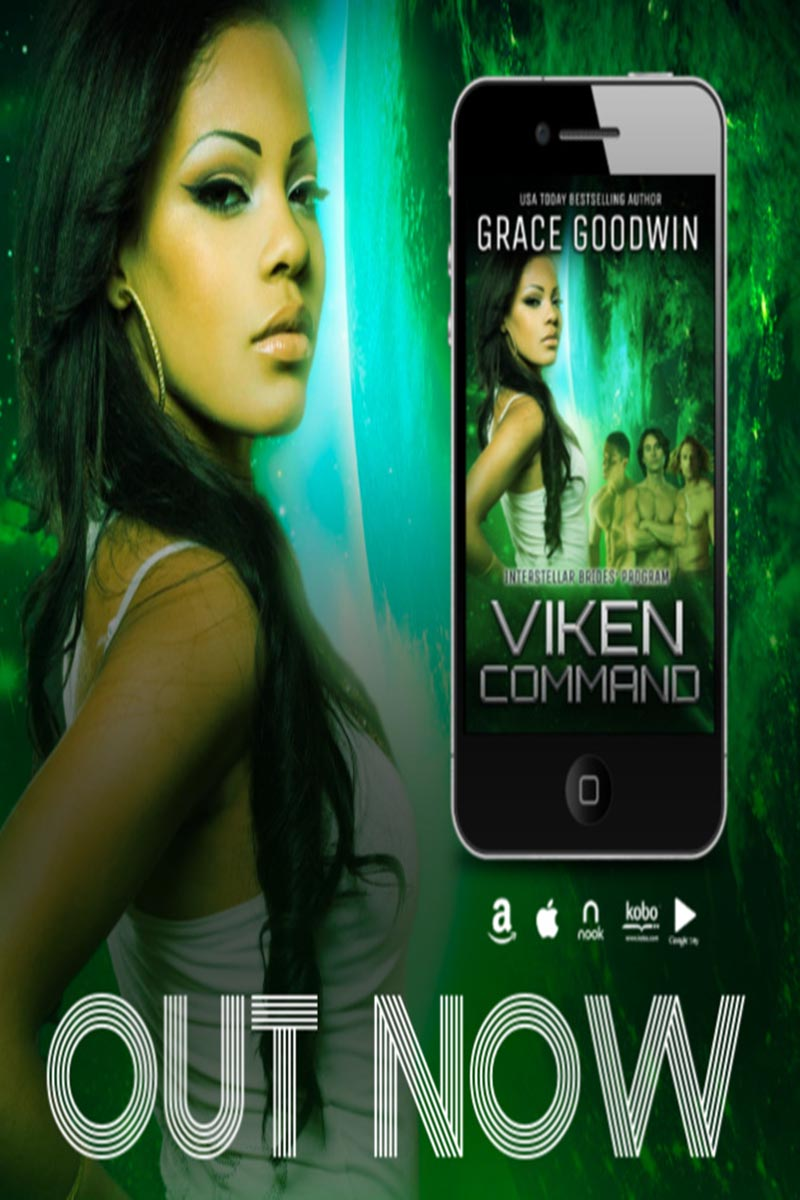 Viken Command by Grace Goodwin Release
