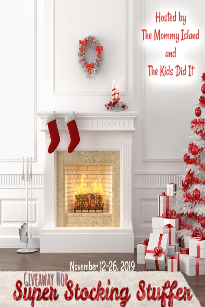 $50 Barnes & Noble Giveaway + Super Stocking Stuffer Giveaway Hop