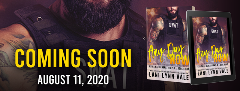 Any day Now by Lani Lynn Vale Cover Reveal
