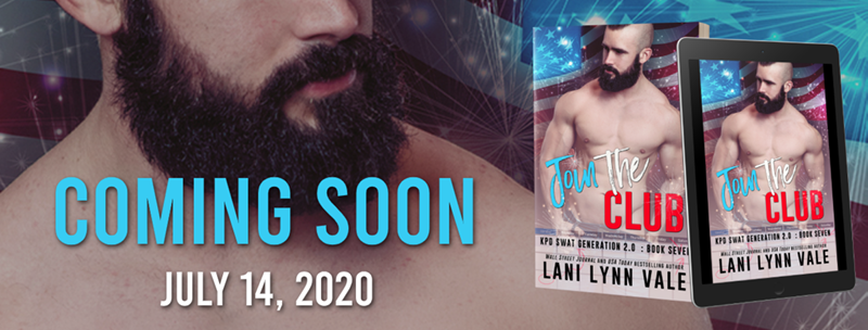 Join the Club by Lani Lynn Vale - Cover Reveal
