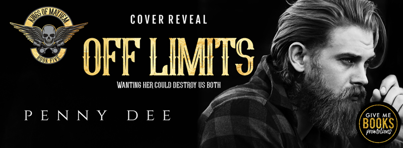 Off Limits by Penny Dee Cover Reveal