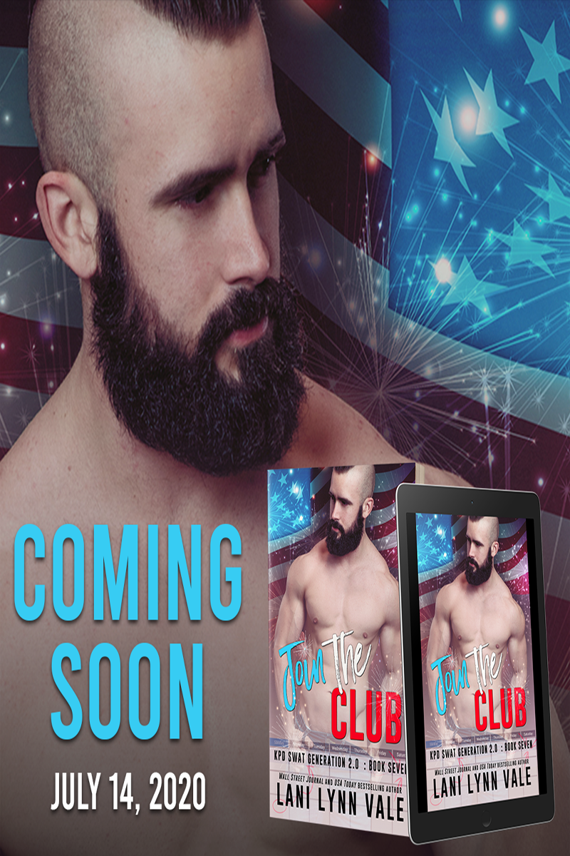 Join the Club by Lani Lynn Vale – Cover Reveal