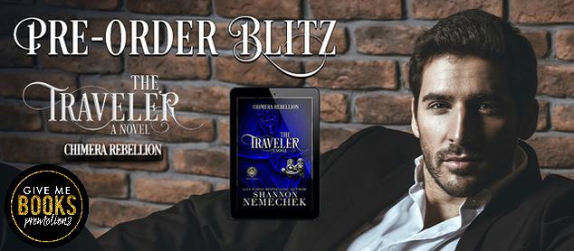 The Traveler by Shannon Nemechek Pre-Order