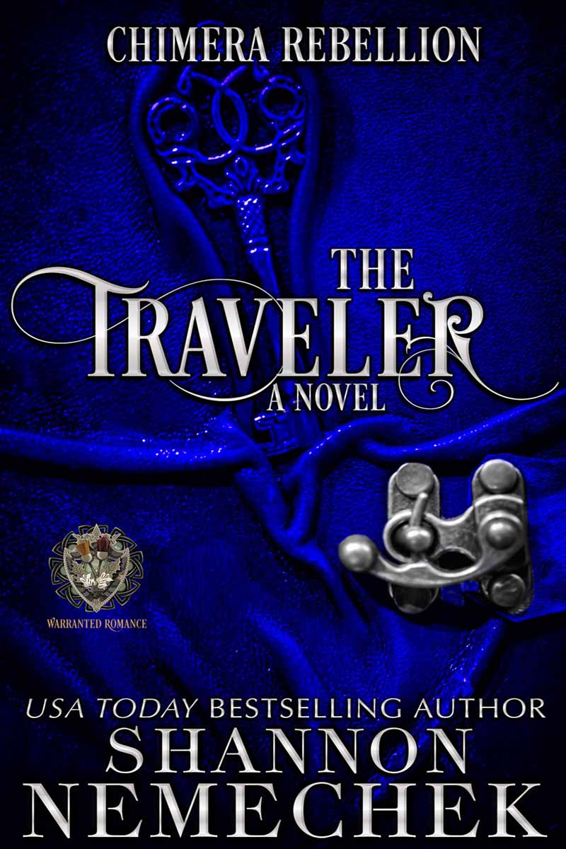 The Traveler by Shannon Nemechek Pre-Order
