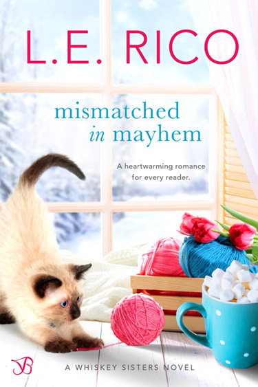 Mismatched in Mayhem by L.E. Rico