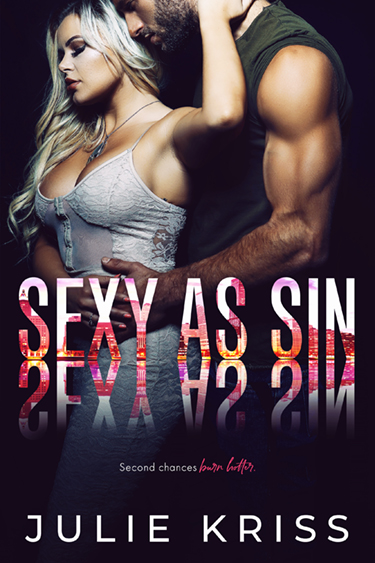 Sexy as Sin by Julie Kriss