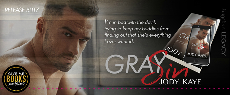 Gray Sin by Jody Kaye