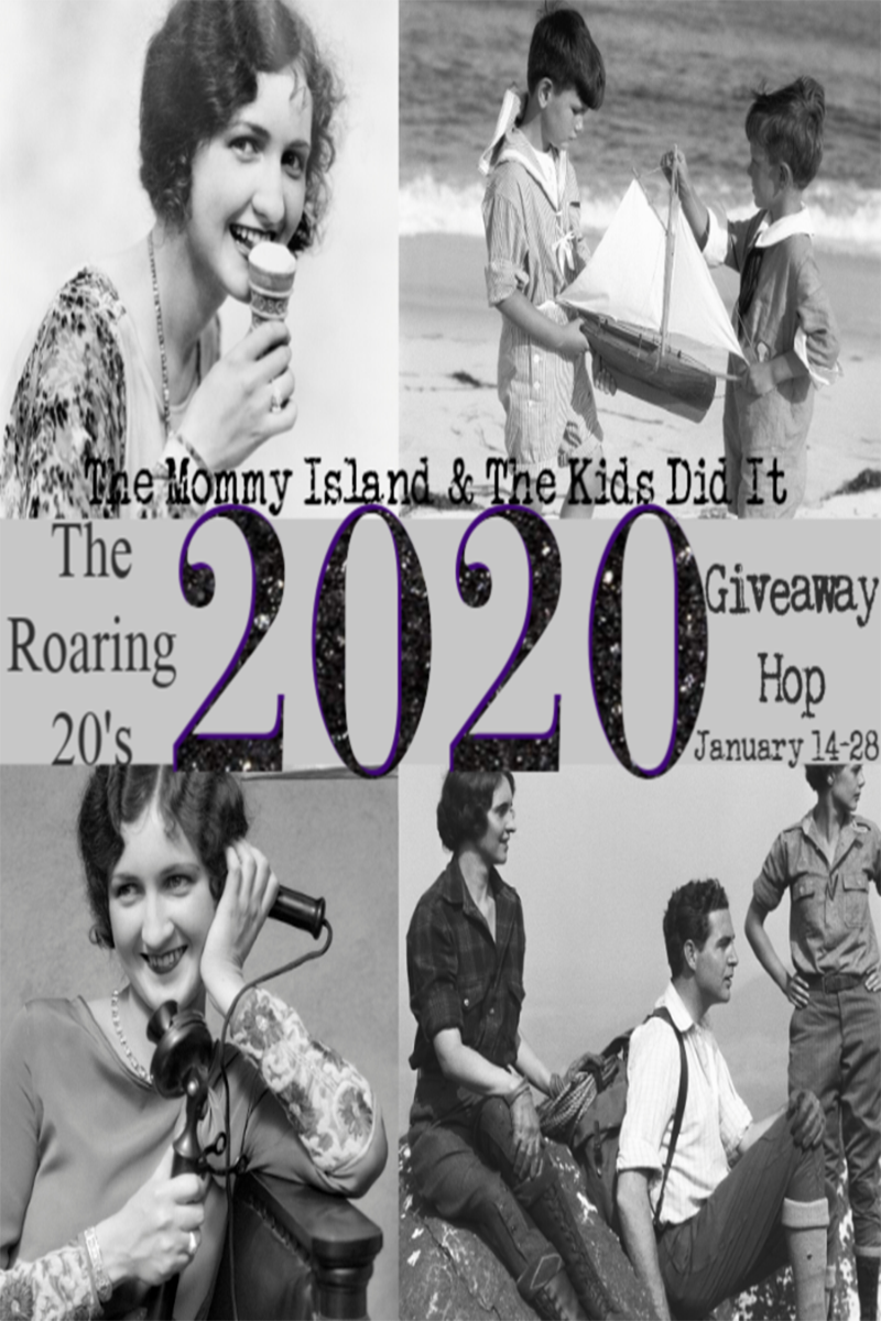 Roaring 20's Giveaway Hop: $100 Amazon Gift Card