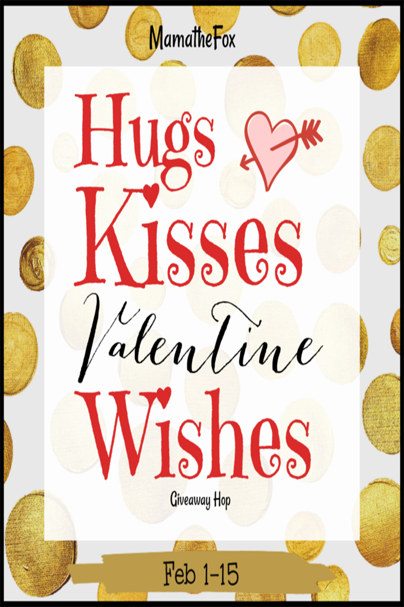 Romance Books + Hugs, Kisses, Valentine's Wishes Hop
