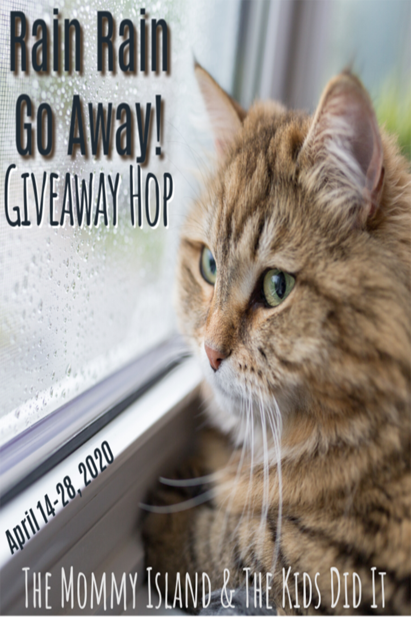 Book Quotes + Rain Rain Go Away Giveaway Hop