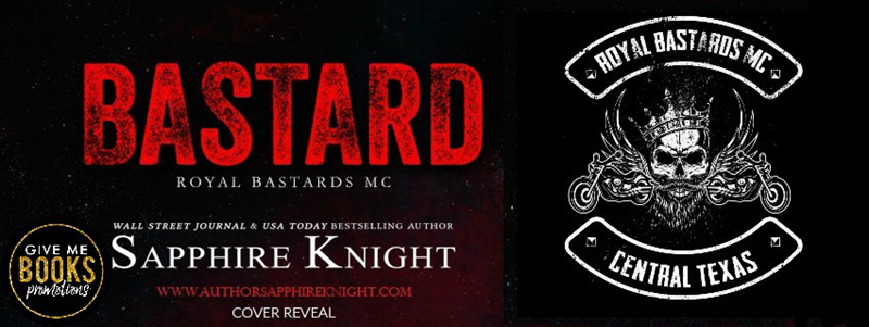 Bastard by Sapphire Knight Cover Reveal