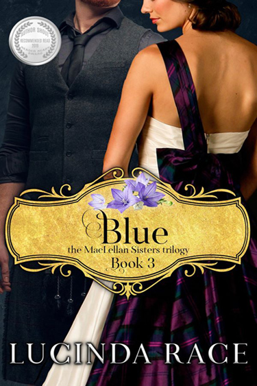 Blue by Lucinda Race