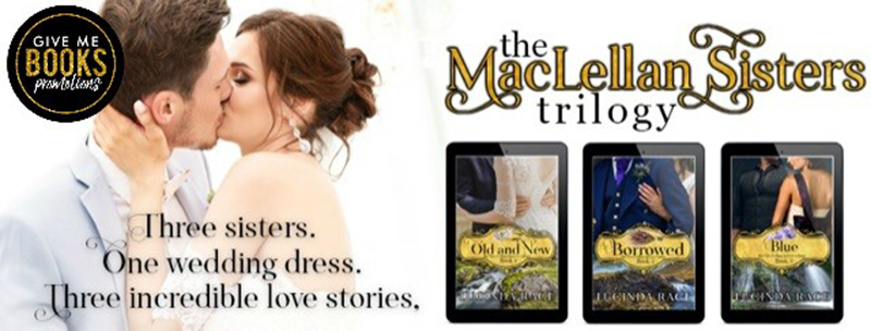 The MacLellan Sisters Trilogy by Lucinda Race