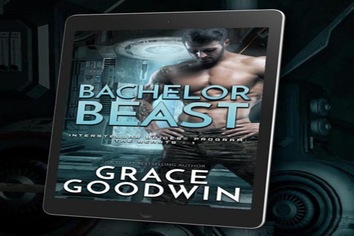 Bachelor Beast by Grace Goodwin Release Day