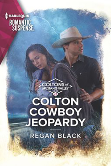 Colton Cowboy Jeopardy  by Regan Black