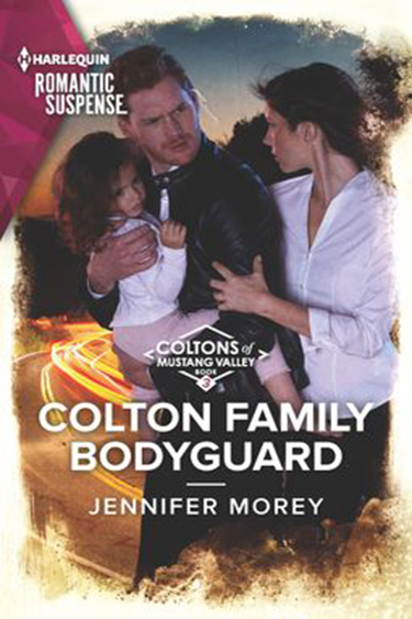 Colton Family Bodyguard  by Jennifer Morey