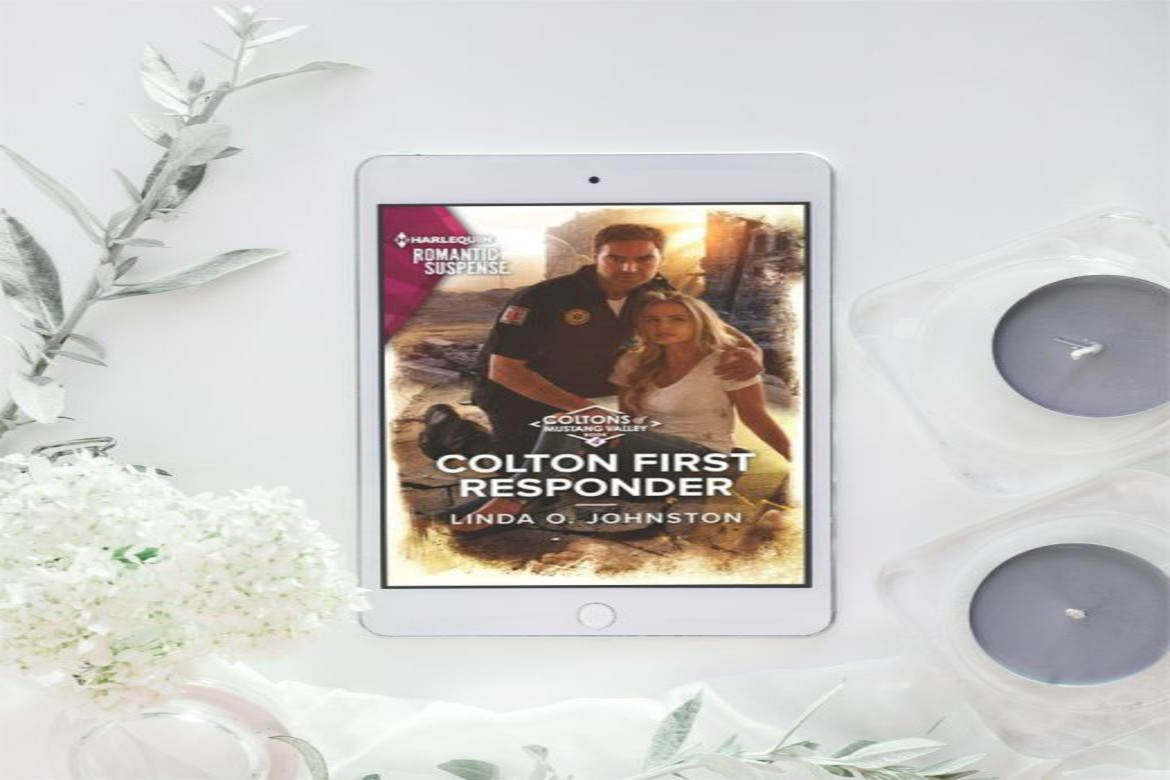 Colton First Responder by Linda O. Johnston