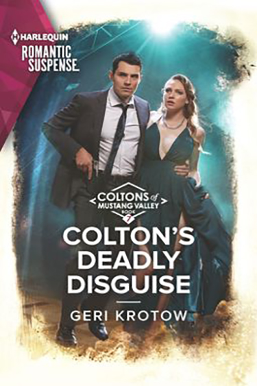 Colton's Deadly Disguise  by Geri Krotow
