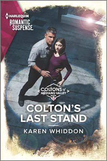 Colton Last Stand  by Karen Whiddon