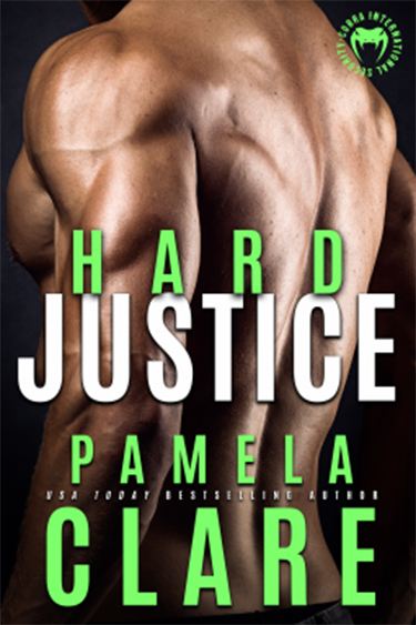 Hard Justice by Pamela Clare