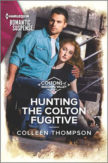 Hunting the Colton Fugitive by Colleen Thompson