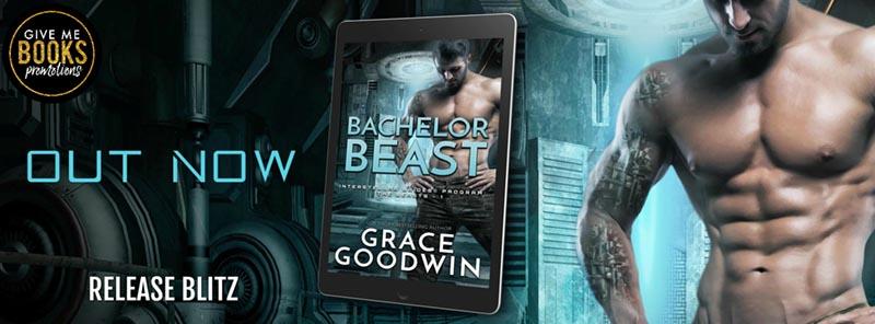 Bachelor Beast by Grace Goodwin Release Day