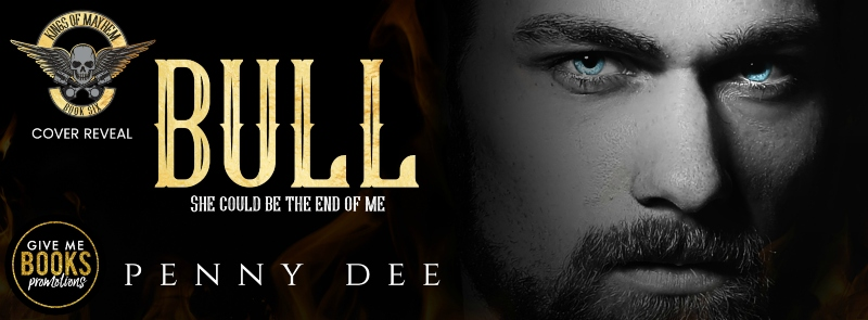Bull by Penny Dee Cover Reveal