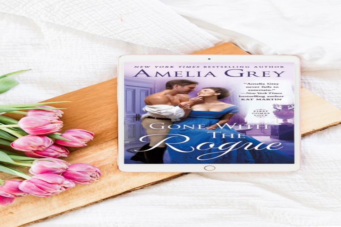 Gone With the Rogue by Amelia Grey