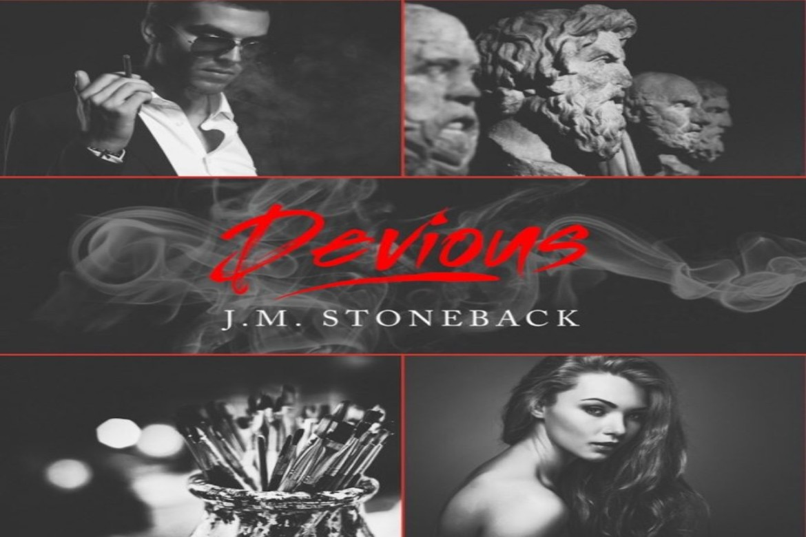 Devious by J.M. Stoneback Excerpt Reveal