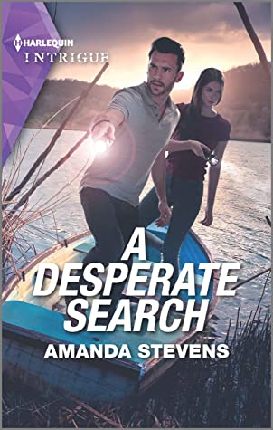 A Desperate Search by Amanda Stevens