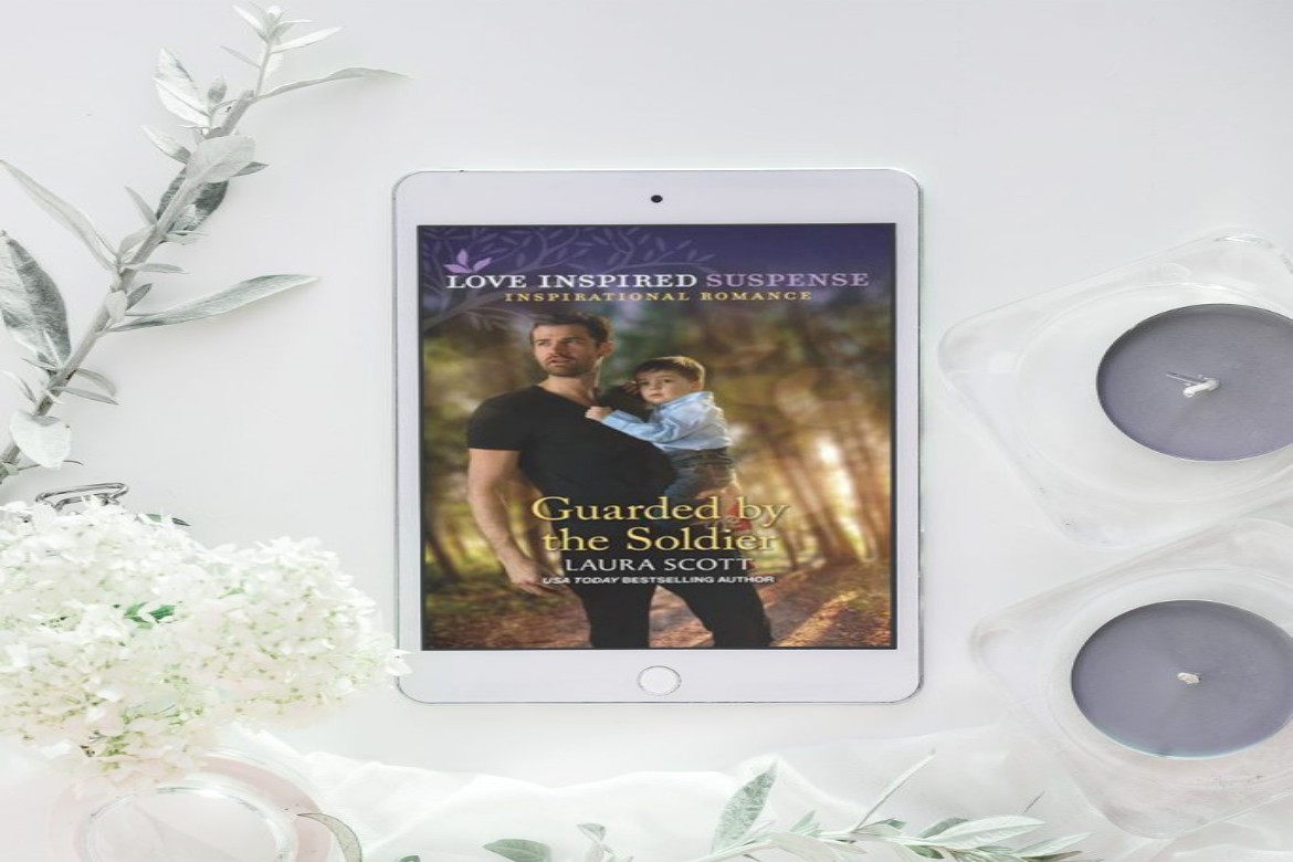 Guarded by the Soldier by Laura Scott