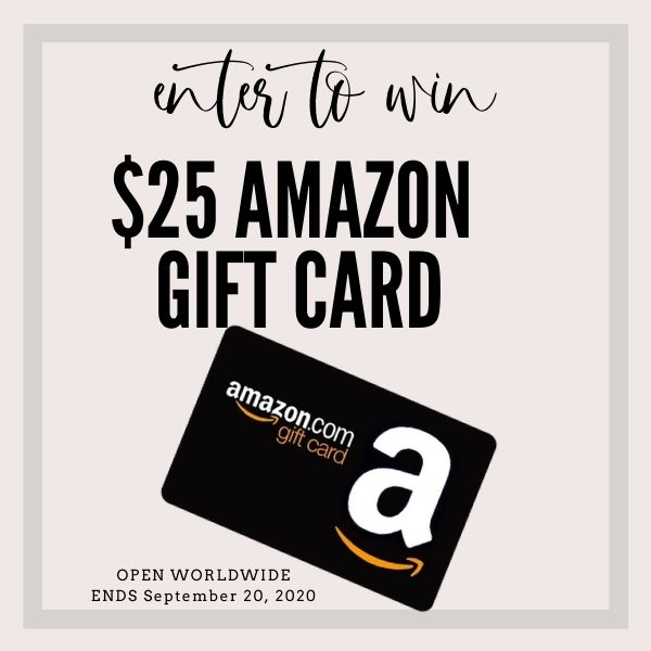 $25 Amazon GC