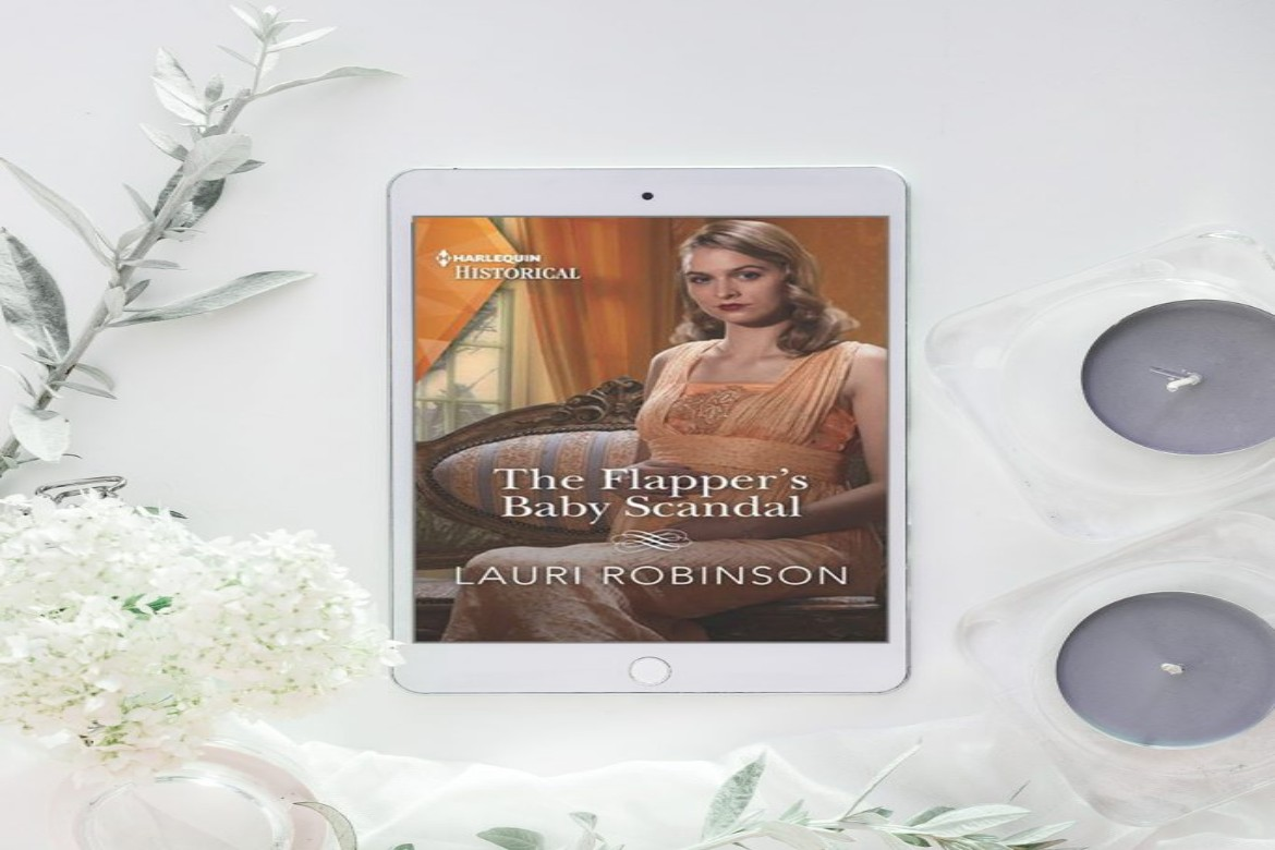 The Flapper's Baby Scandal by Lauri Robinson